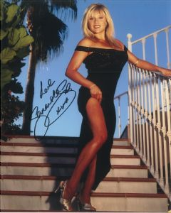 Samantha Fox (Model, Singer) - Genuine Signed Autograph 8296